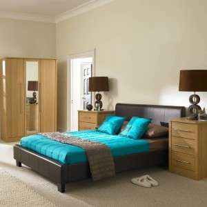 postelja in pohištvo