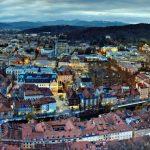 Cene za stanovanja Ljubljana ponovno dviga