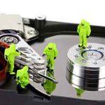 Čiščenje diska za manj težav pri uporabi