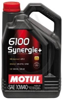 Motorno olje za avtomobil MOTUL